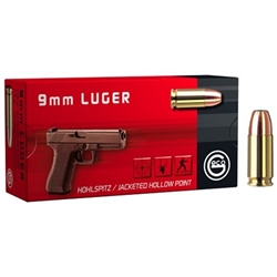 GECO 9MM LUGER - 9MM