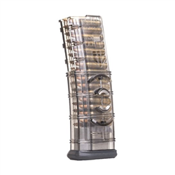 ETS AR-15 223 REMINGTON / 5.56 NATO 30 ROUND MAGAZINE WITH INTEGRATED COUPLER - AR15-30C