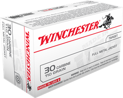 Winchester 110 gr. Full Metal Jacket - Q3132