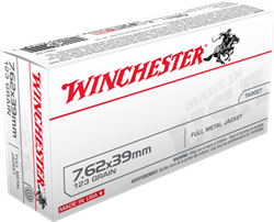 Winchester 123 gr. Full Metal Jacket - Q3174