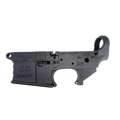 AR FIVE SEVEN CENTER AR15 STRIPPED LOWER IN BLACK - AR15