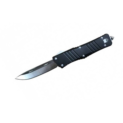 Cobratec Medium Black Mamba With 440C Drop Not Serrated