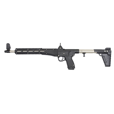 Kel-Tec Sub2K Rifle 9mm Glock 17 Mag 17+1