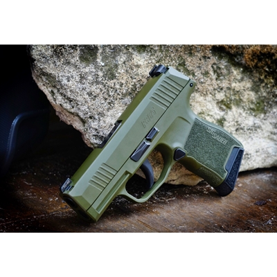 Sig Sauer P365 OD GREEN Orion EXCLUSIVE - 365-9-BXR3ODG