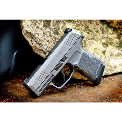 Sig Sauer P365 Tungsten Grey Orion EXCLUSIVE - 365-9-BXR3TG