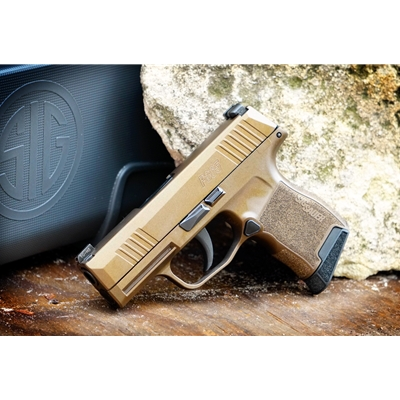 Sig Sauer P365 Burnt Bronze Orion EXCLUSIVE - 365-9-BXR3BB