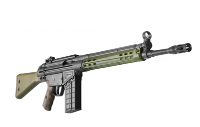 PTR 91 GIR, .308 Caliber Semi-Auto Rifle, Roller Delayed Blowback Action PTR-101 - 101