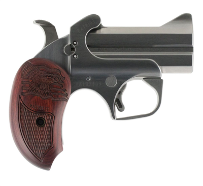 "BOND ARMS PATRIOT 45 COLT/410 BORE 3"""" BARREL DERRINGER - BAPA45/410"
