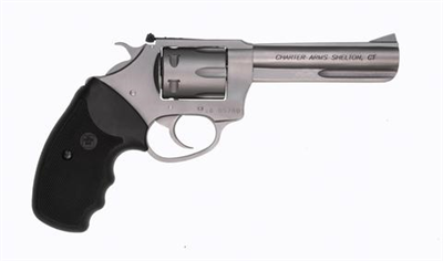 "CHARTER ARMS PATHFINDER 22 LONG RIFLE 4.2"""" BARREL REVOLVER IN STAINLESS - 72242"