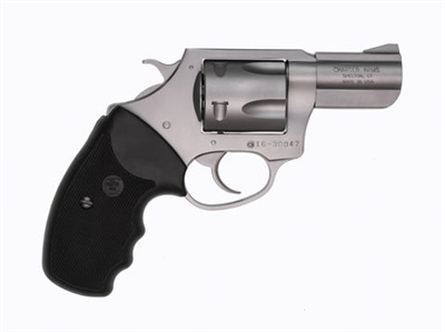"CHARTER ARMS PITBULL 40 SMITH & WESSON 2.3"""" BARREL REVOLVER IN STAINLESS STEEL - 74020"