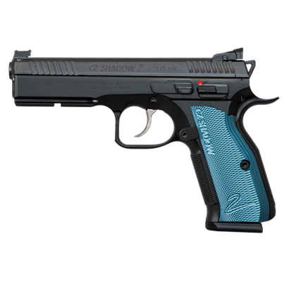 CZ 91257 - Shadow 2 Black & Blue