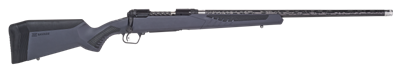 SAVAGE 110 ULTRA LITE 6.5 CRD RIFLE - 57578