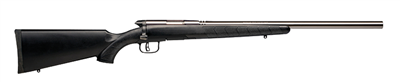 SAVAGE BMAG 17WSM STS RIFLE BLACK SYN - 96915