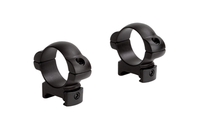 "Sun Optics - 1"" Med Steel Sport Rings/Hex/Recoil Key - SM114"